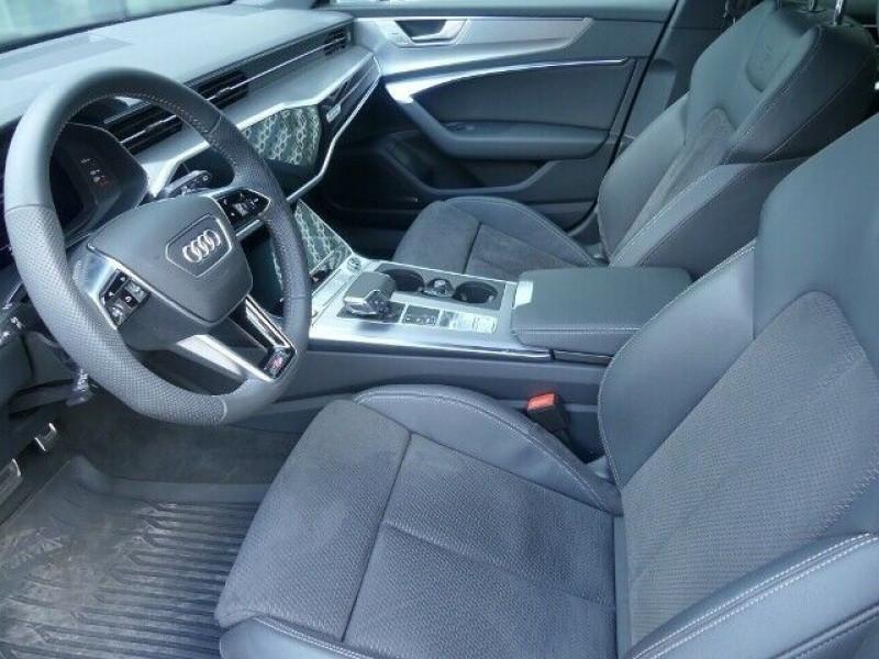 Audi S6 Avant 3.0 TDI 349CH QUATTRO TIPTRONIC Gris occasion à Villenave-d'Ornon - photo n°5