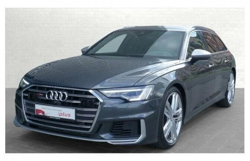 Audi S6 Avant 3.0 TDI 349CH QUATTRO TIPTRONIC Gris occasion à Villenave-d'Ornon