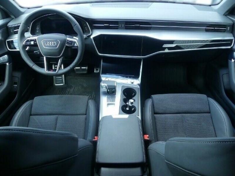 Audi S6 Avant 3.0 TDI 349CH QUATTRO TIPTRONIC Gris occasion à Villenave-d'Ornon - photo n°7