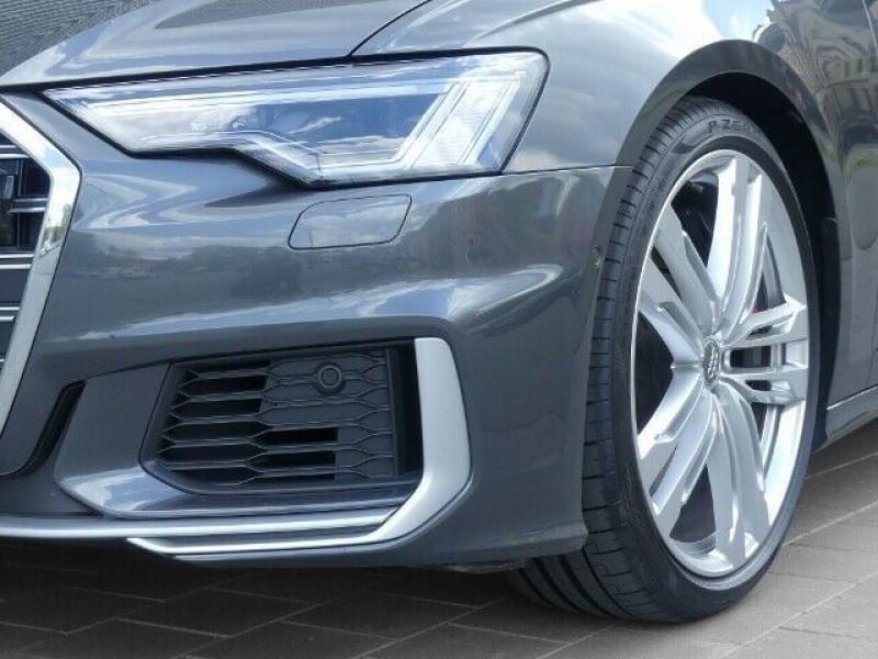 Audi S6 Avant 3.0 TDI 349CH QUATTRO TIPTRONIC Gris occasion à Villenave-d'Ornon - photo n°4