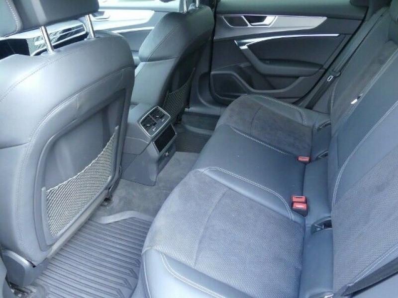 Audi S6 Avant 3.0 TDI 349CH QUATTRO TIPTRONIC Gris occasion à Villenave-d'Ornon - photo n°6