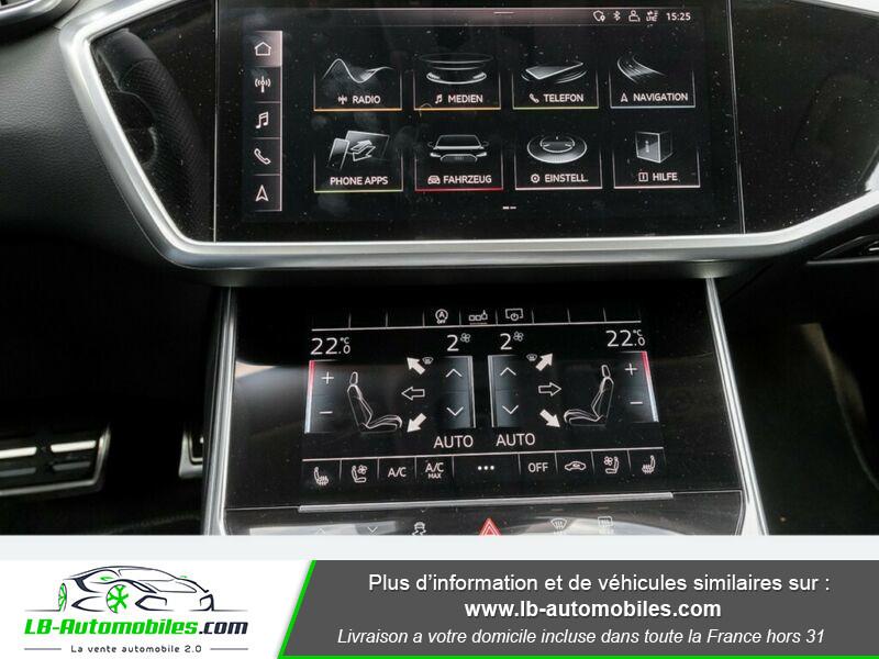 Audi S6 Avant 56 TDI 349 ch Quattro Tiptronic 8 Rouge occasion à Beaupuy - photo n°11