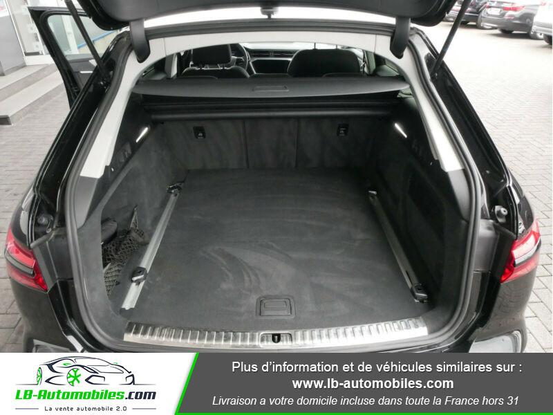 Audi S6 Avant 56 TDI 349 ch Quattro Tiptronic 8 Noir occasion à Beaupuy - photo n°7