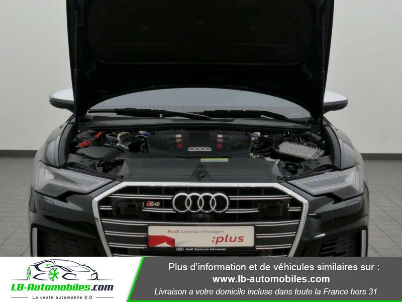 Audi S6 Avant 56 TDI 349 ch Quattro Tiptronic 8 Noir occasion à Beaupuy - photo n°5