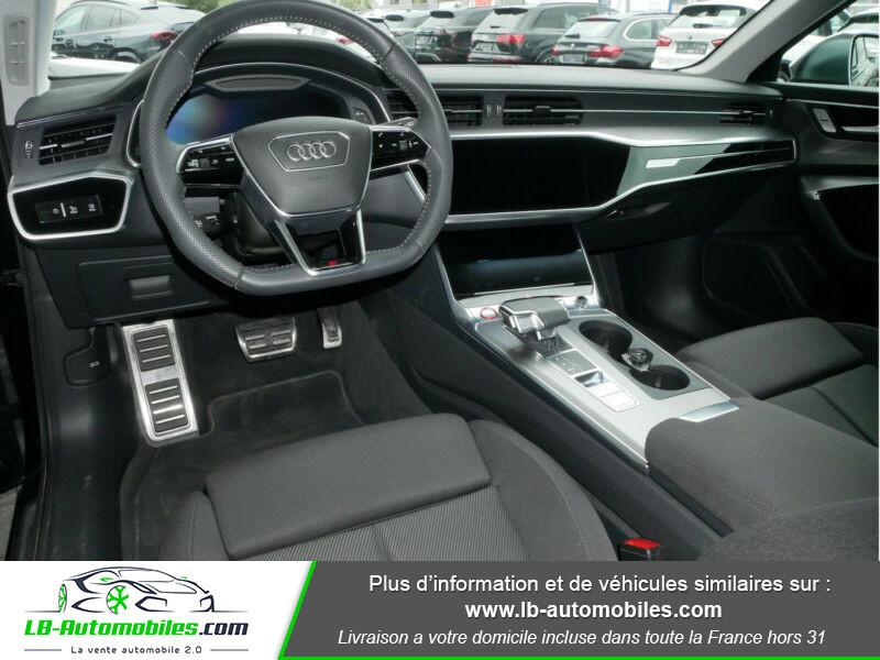 Audi S6 Avant 56 TDI 349 ch Quattro Tiptronic 8 Noir occasion à Beaupuy - photo n°2