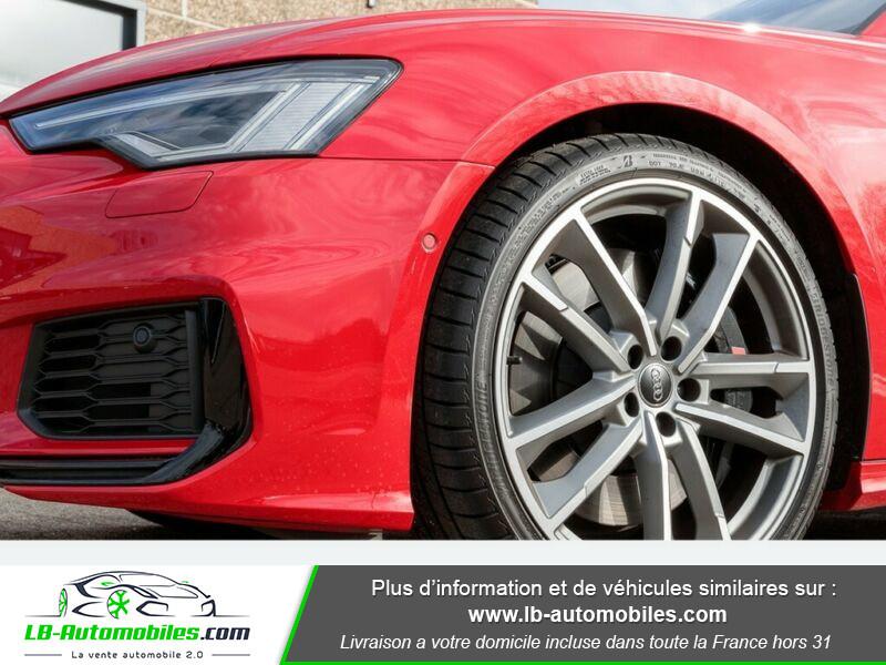 Audi S6 Avant 56 TDI 349 ch Quattro Tiptronic 8 Rouge occasion à Beaupuy - photo n°6