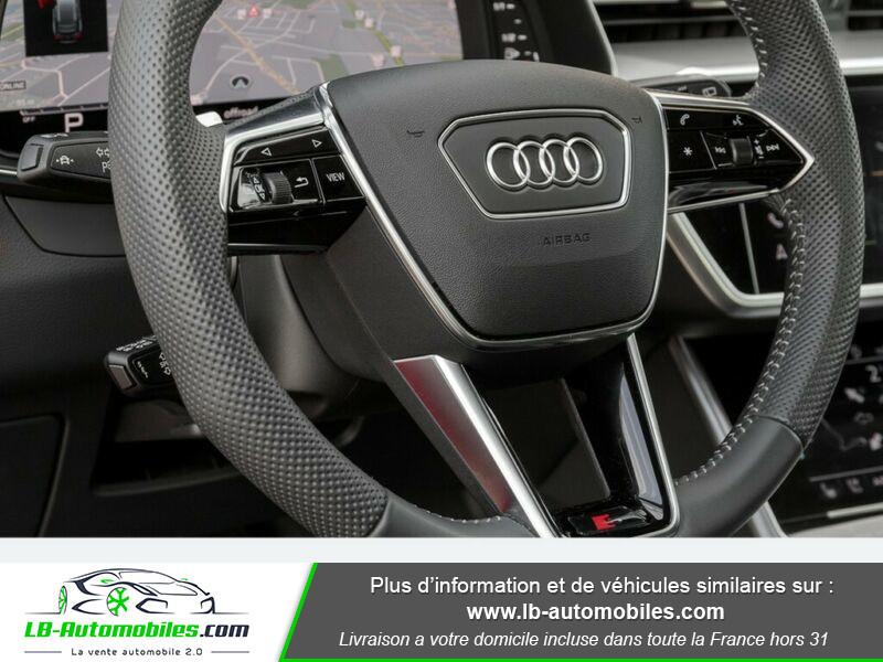 Audi S6 Avant 56 TDI 349 ch Quattro Tiptronic 8 Rouge occasion à Beaupuy - photo n°10