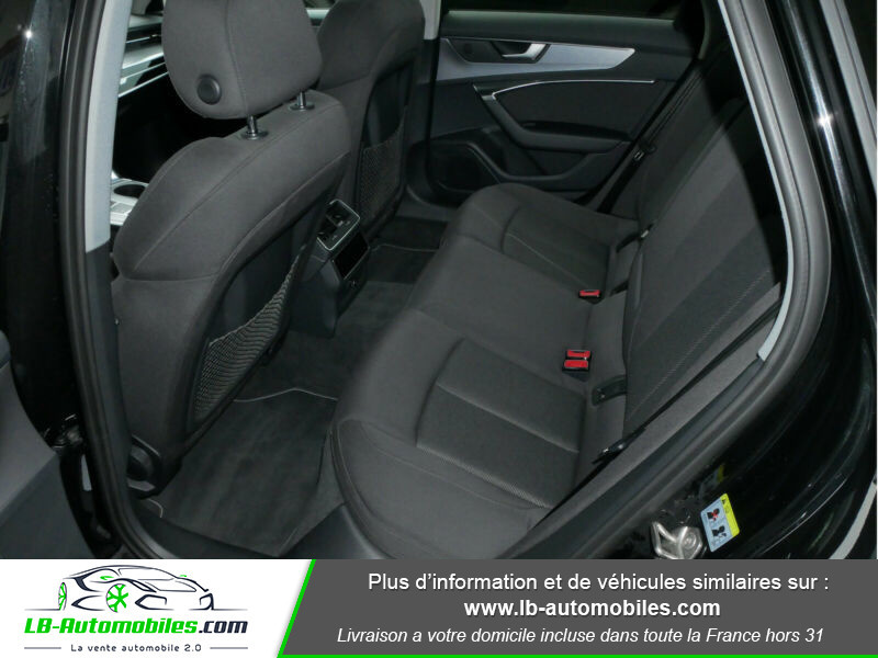 Audi S6 Avant 56 TDI 349 ch Quattro Tiptronic 8 Noir occasion à Beaupuy - photo n°8
