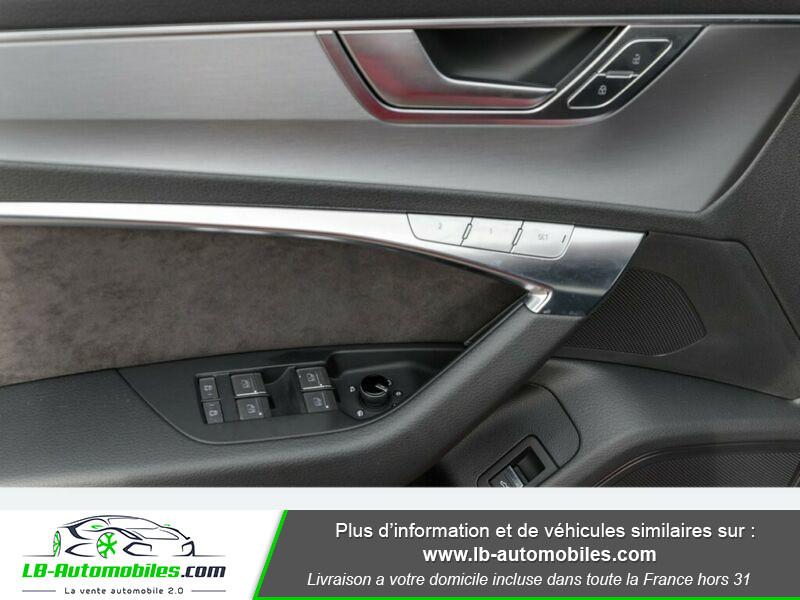 Audi S6 Avant 56 TDI 349 ch Quattro Tiptronic 8 Rouge occasion à Beaupuy - photo n°9