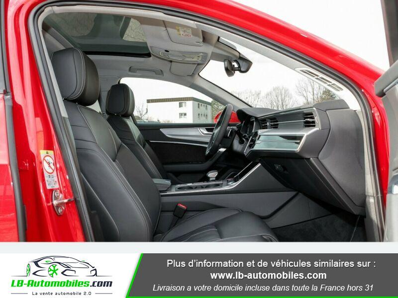 Audi S6 Avant 56 TDI 349 ch Quattro Tiptronic 8 Rouge occasion à Beaupuy - photo n°4