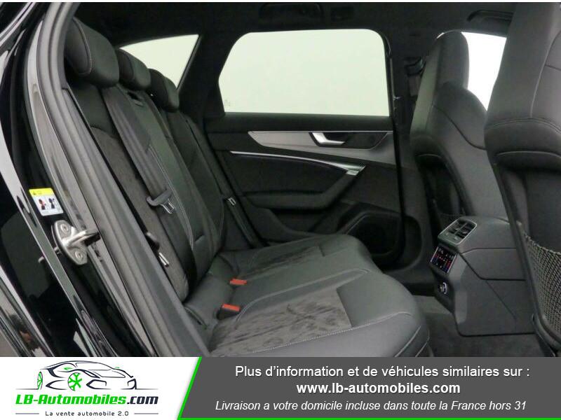 Audi S6 Avant 56 TDI 349 ch Quattro Tiptronic 8 Noir occasion à Beaupuy - photo n°11