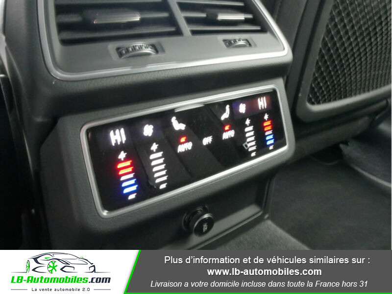 Audi S6 Avant 56 TDI 349 ch Quattro Tiptronic 8 Noir occasion à Beaupuy - photo n°9