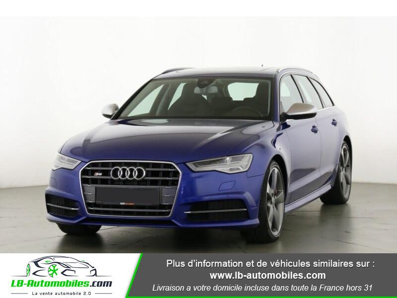 Audi S6 Avant V8 4.0 TFSI 450 Quattro S-Tronic 7 Bleu occasion à Beaupuy