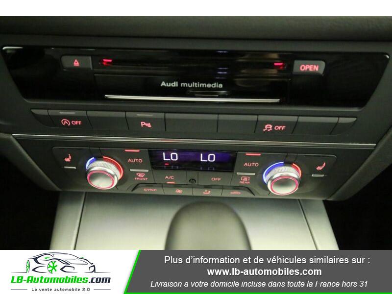 Audi S6 Avant V8 4.0 TFSI 450 Quattro S-Tronic 7 Bleu occasion à Beaupuy - photo n°8