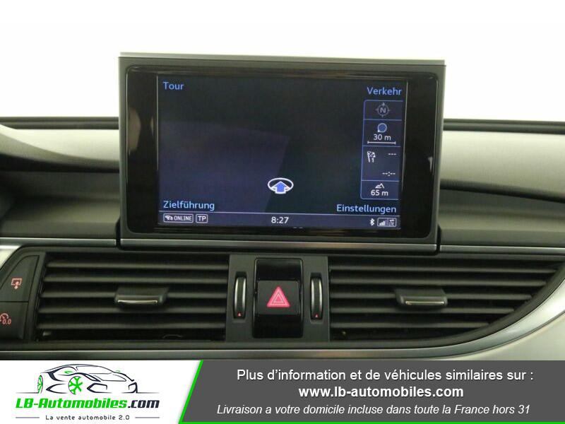 Audi S6 Avant V8 4.0 TFSI 450 Quattro S-Tronic 7 Bleu occasion à Beaupuy - photo n°9