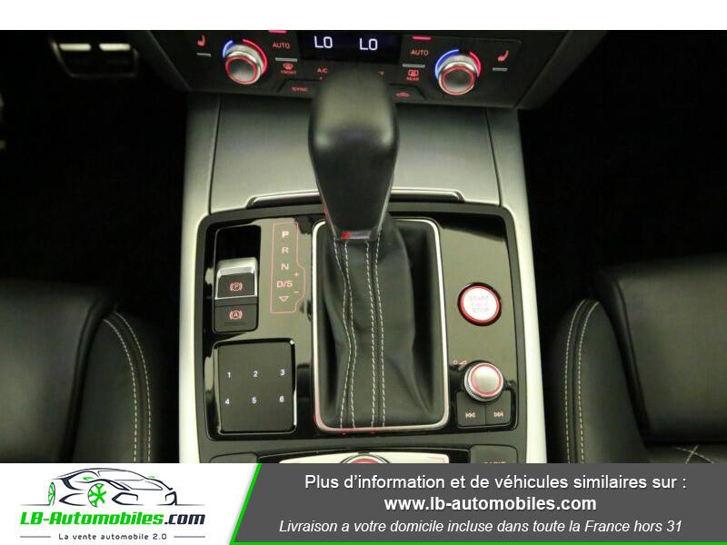 Audi S6 Avant V8 4.0 TFSI 450 Quattro S-Tronic 7 Bleu occasion à Beaupuy - photo n°7