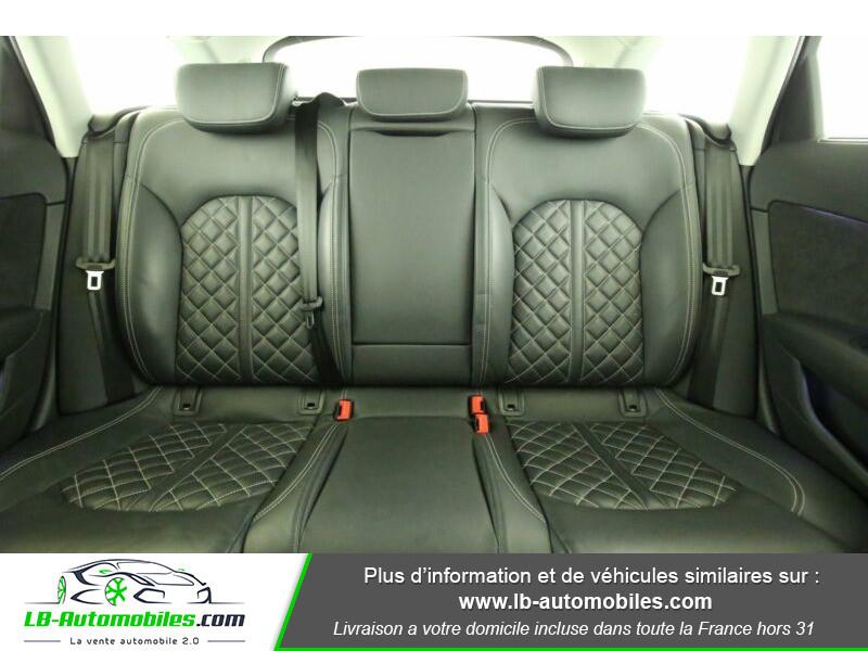 Audi S6 Avant V8 4.0 TFSI 450 Quattro S-Tronic 7 Bleu occasion à Beaupuy - photo n°4