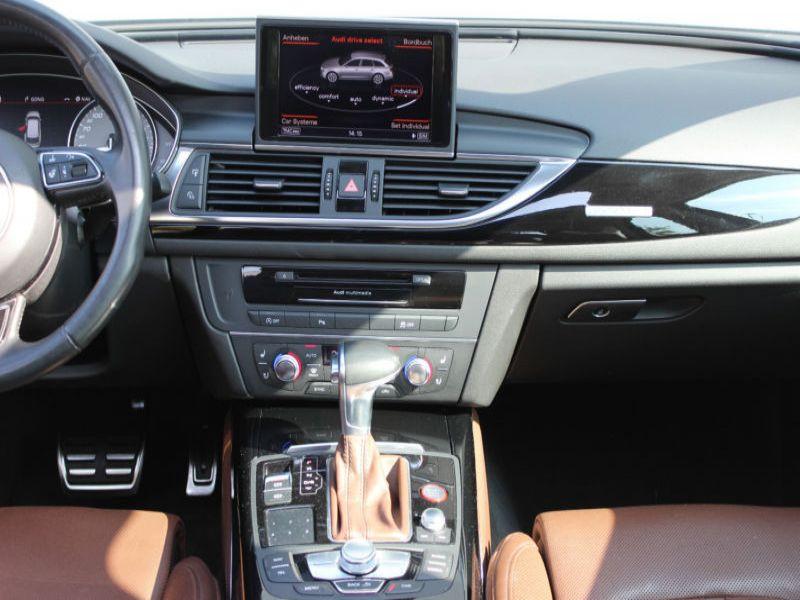Audi S6 4.0 TFSI 420 Bleu occasion à Beaupuy - photo n°8