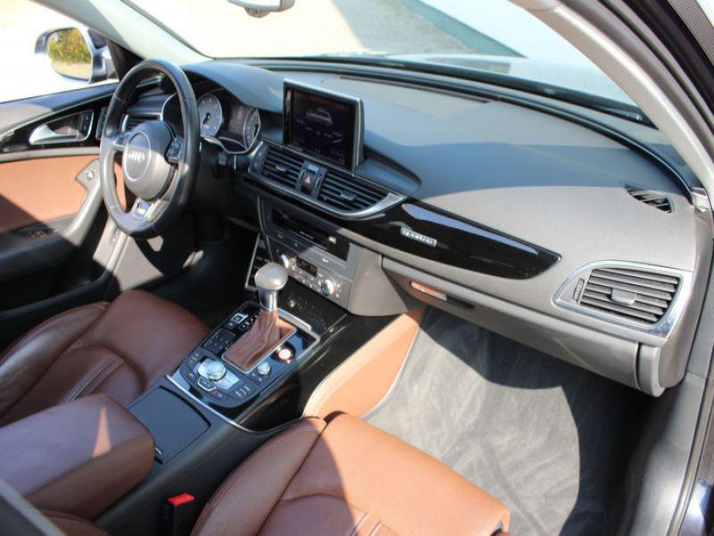 Audi S6 4.0 TFSI 420 Bleu occasion à Beaupuy - photo n°4
