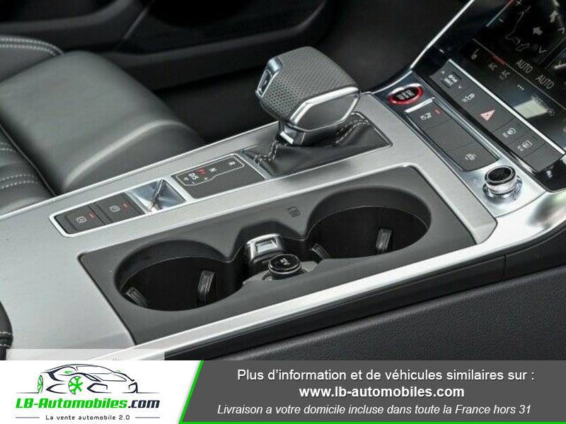 Audi S6 56 TDI 349 ch Quattro Tiptronic 8 Gris occasion à Beaupuy - photo n°10