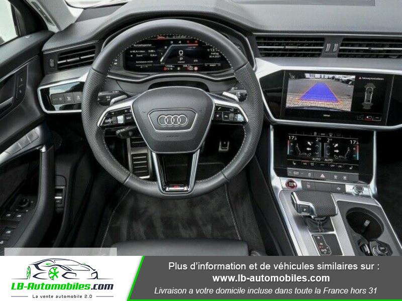 Audi S6 56 TDI 349 ch Quattro Tiptronic 8 Gris occasion à Beaupuy - photo n°12