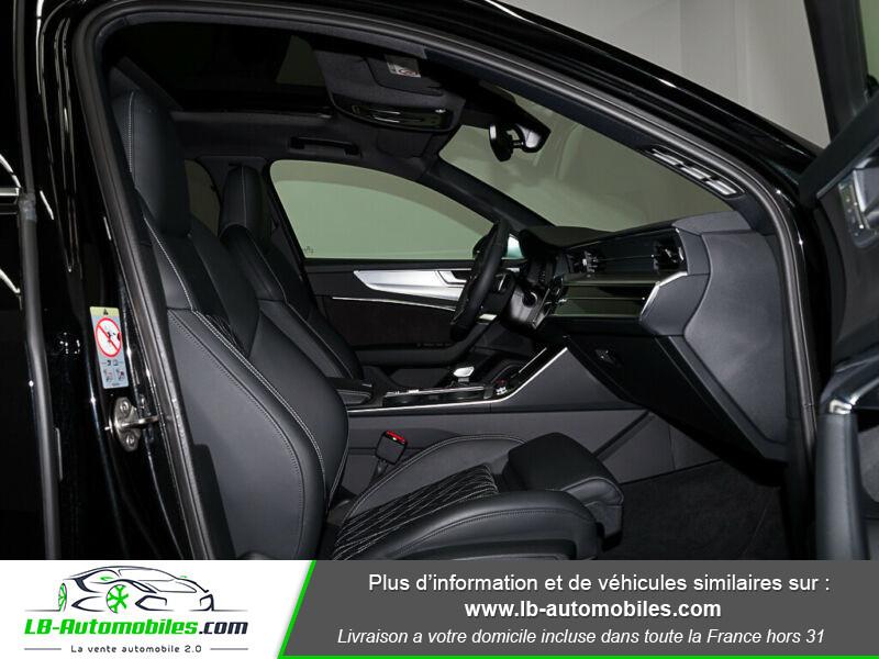 Audi S6 56 TDI 349 ch Quattro Tiptronic 8 Noir occasion à Beaupuy - photo n°4
