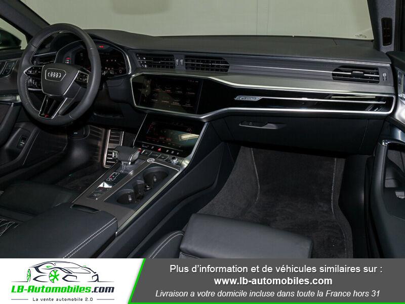 Audi S6 56 TDI 349 ch Quattro Tiptronic 8 Noir occasion à Beaupuy - photo n°2