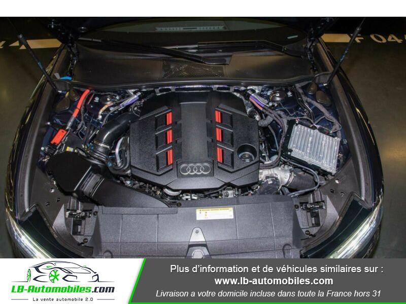 Audi S6 56 TDI 349 ch Quattro Tiptronic 8 Bleu occasion à Beaupuy - photo n°8