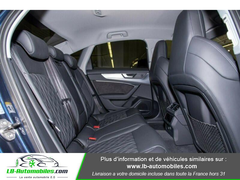 Audi S6 56 TDI 349 ch Quattro Tiptronic 8 Bleu occasion à Beaupuy - photo n°7