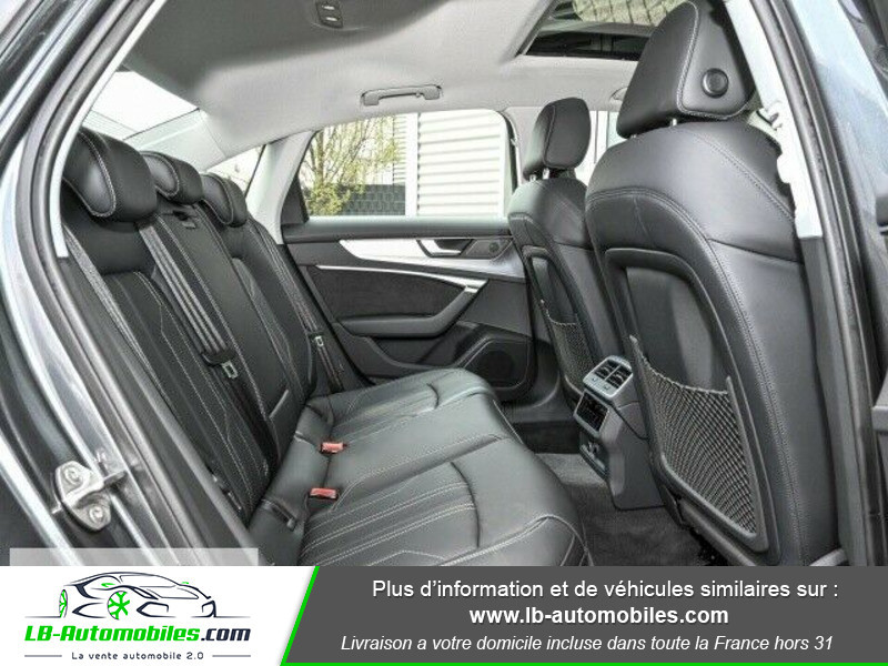 Audi S6 56 TDI 349 ch Quattro Tiptronic 8 Gris occasion à Beaupuy - photo n°11