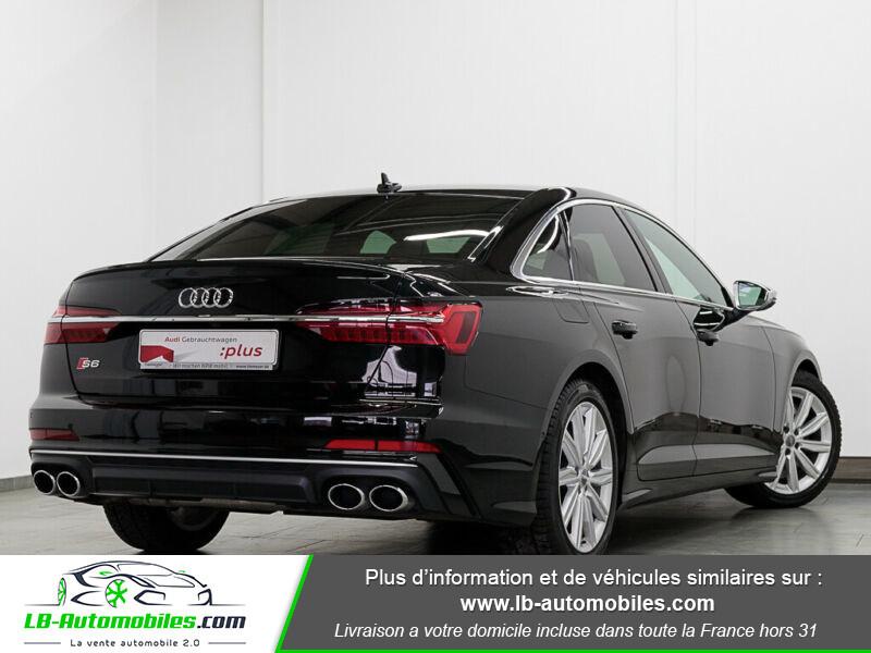 Audi S6 56 TDI 349 ch Quattro Tiptronic 8 Noir occasion à Beaupuy - photo n°3