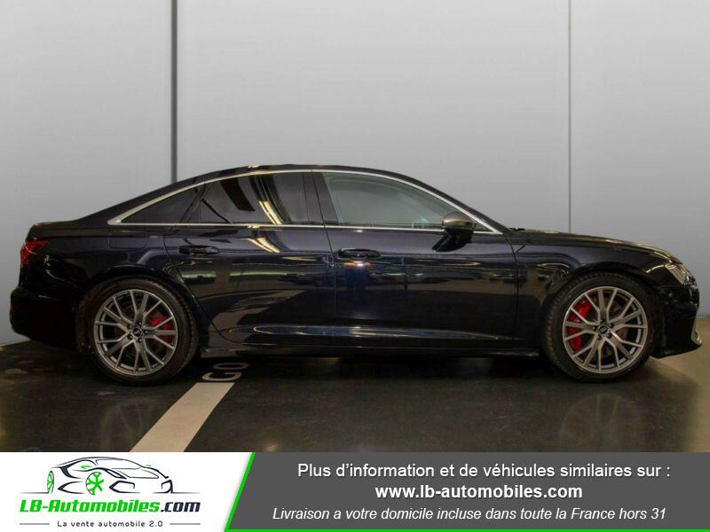 Audi S6 56 TDI 349 ch Quattro Tiptronic 8 Bleu occasion à Beaupuy - photo n°4
