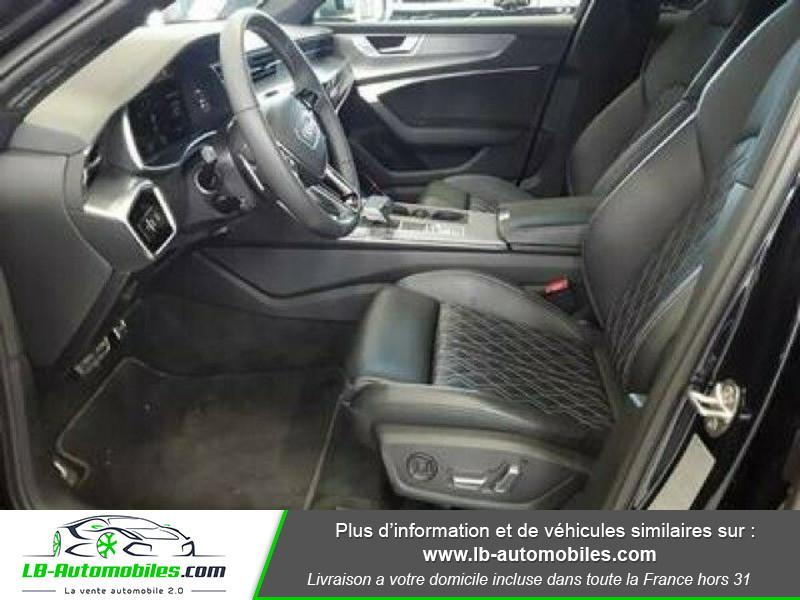 Audi S6 56 TDI 349 ch Quattro Tiptronic 8 Bleu occasion à Beaupuy - photo n°2