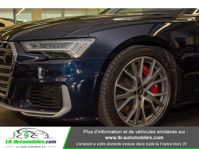 Audi S6 56 TDI 349 ch Quattro Tiptronic 8 Bleu occasion à Beaupuy - photo n°9