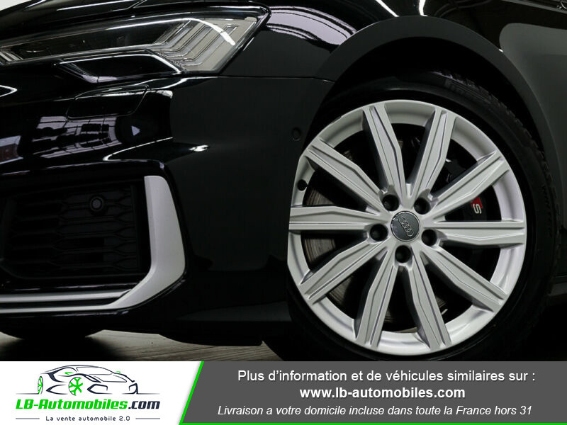 Audi S6 56 TDI 349 ch Quattro Tiptronic 8 Noir occasion à Beaupuy - photo n°6