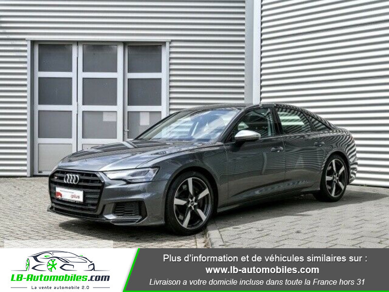 Audi S6 56 TDI 349 ch Quattro Tiptronic 8 Gris occasion à Beaupuy