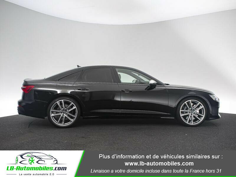 Audi S6 56 TDI 349 ch Quattro Tiptronic 8 Noir occasion à Beaupuy - photo n°12