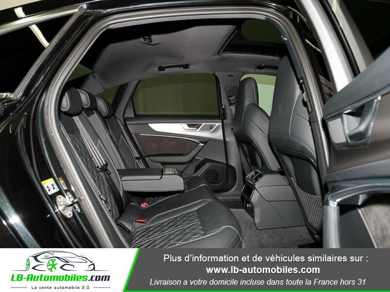 Audi S6 56 TDI 349 ch Quattro Tiptronic 8 Noir occasion à Beaupuy - photo n°7