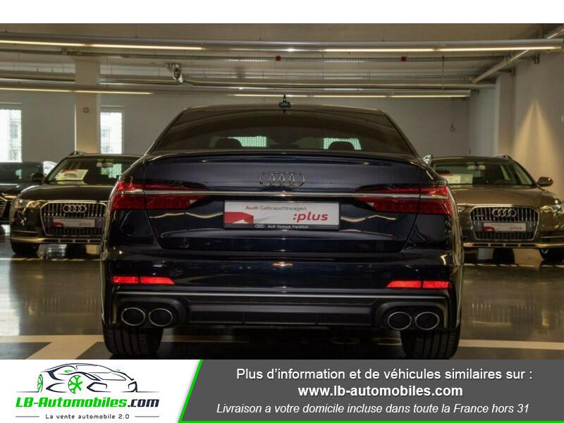 Audi S6 56 TDI 349 ch Quattro Tiptronic 8 Bleu occasion à Beaupuy - photo n°6