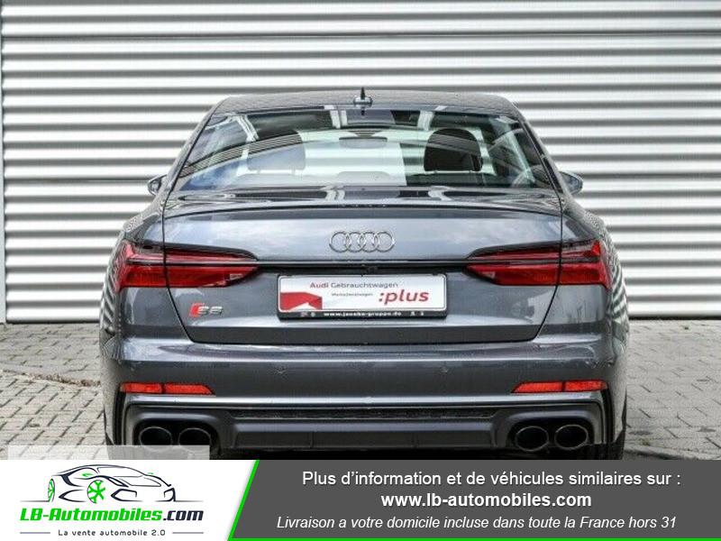 Audi S6 56 TDI 349 ch Quattro Tiptronic 8 Gris occasion à Beaupuy - photo n°5