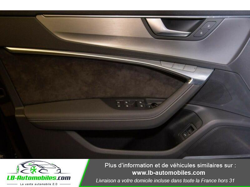 Audi S6 56 TDI 349 ch Quattro Tiptronic 8 Bleu occasion à Beaupuy - photo n°15