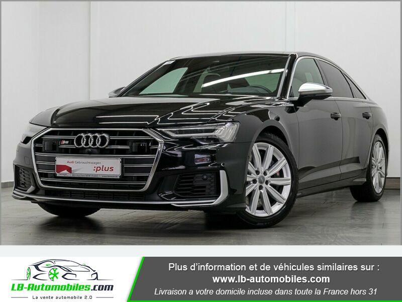 Audi S6 56 TDI 349 ch Quattro Tiptronic 8 Noir occasion à Beaupuy