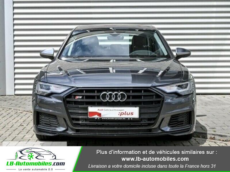 Audi S6 56 TDI 349 ch Quattro Tiptronic 8 Gris occasion à Beaupuy - photo n°4
