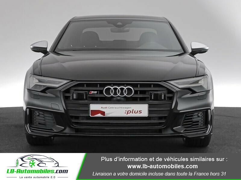 Audi S6 56 TDI 349 ch Quattro Tiptronic 8 Noir occasion à Beaupuy - photo n°13