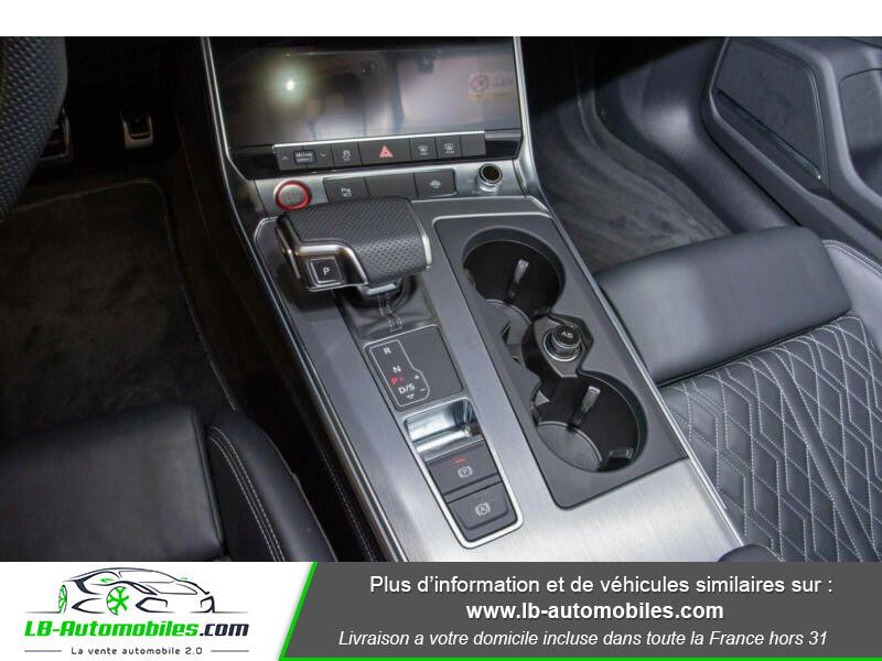 Audi S6 56 TDI 349 ch Quattro Tiptronic 8 Bleu occasion à Beaupuy - photo n°14