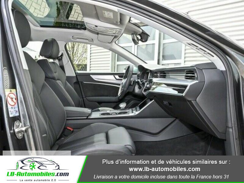 Audi S6 56 TDI 349 ch Quattro Tiptronic 8 Gris occasion à Beaupuy - photo n°8