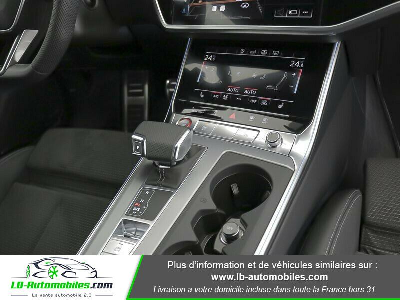 Audi S6 56 TDI 349 ch Quattro Tiptronic 8 Noir occasion à Beaupuy - photo n°8