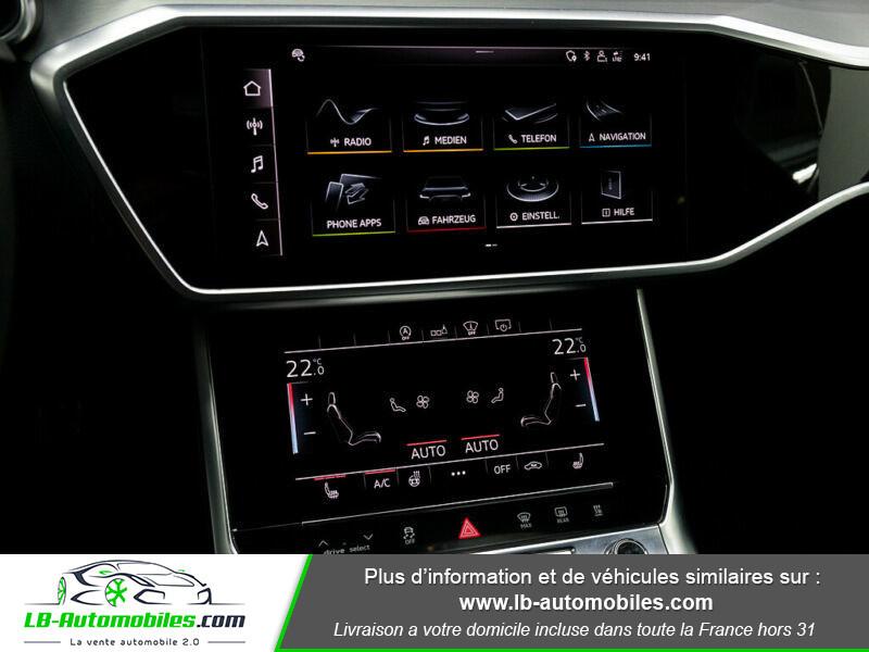 Audi S6 56 TDI 349 ch Quattro Tiptronic 8 Noir occasion à Beaupuy - photo n°11
