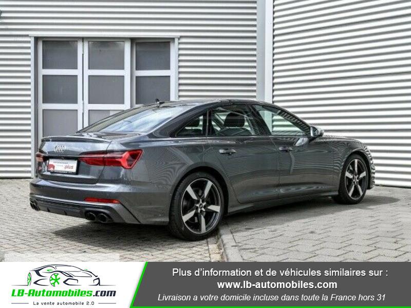 Audi S6 56 TDI 349 ch Quattro Tiptronic 8 Gris occasion à Beaupuy - photo n°3