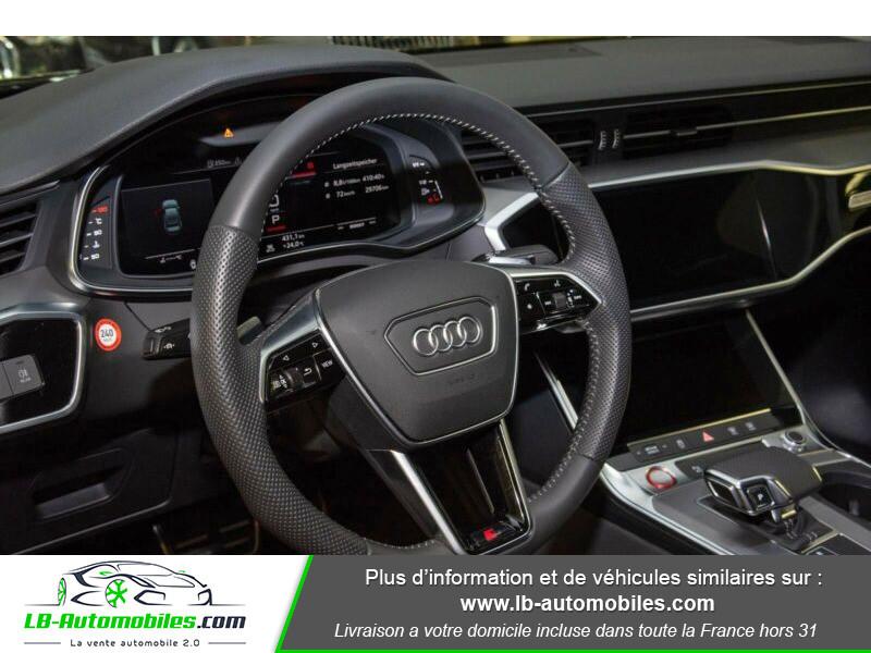 Audi S6 56 TDI 349 ch Quattro Tiptronic 8 Bleu occasion à Beaupuy - photo n°12